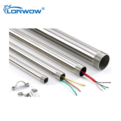 Rigid Stainless Steel Conduit